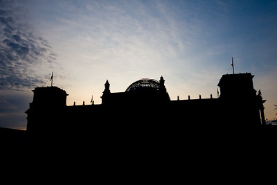 Reichstag Sunrise