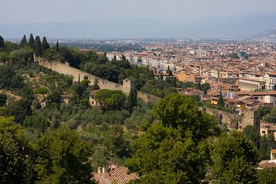 The Roman Wall