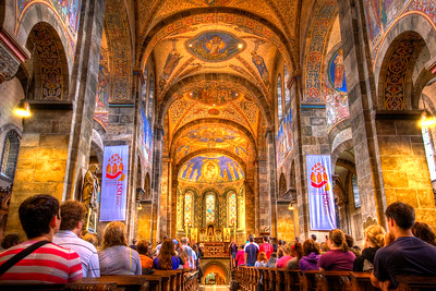 Excessive Cathedral HDR