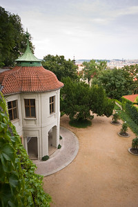 Courtyard with a View
