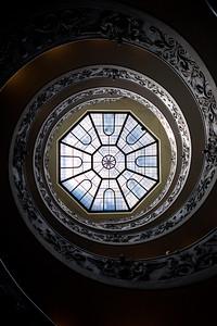 Vatican Museum Exit
