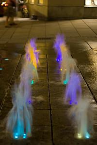 Erupting Colors