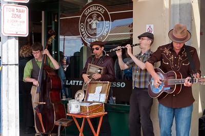 Dixieland @ Starbucks #1