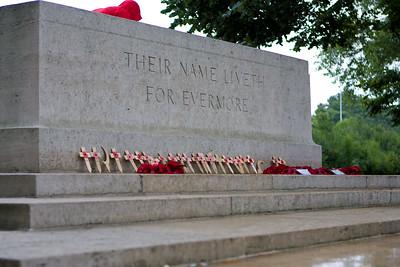 'Their Name Liveth For Evermore'