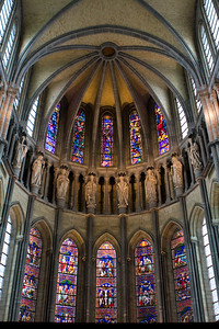Stained Glass and Rebuilt Symmetry... Mostly