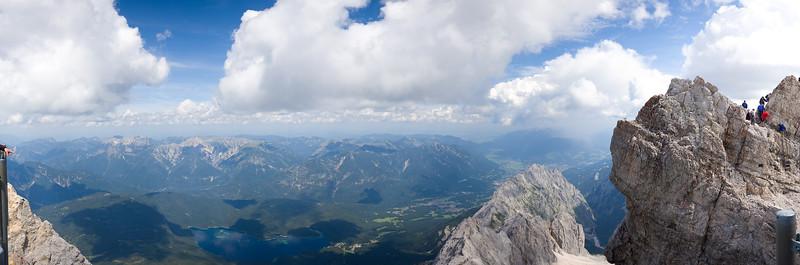 Zugspitze View