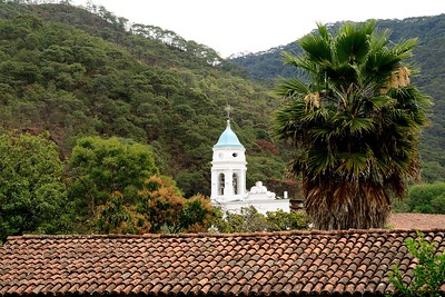 The Church of Saint Sebastian, San sebastion de Oeste  Mexico