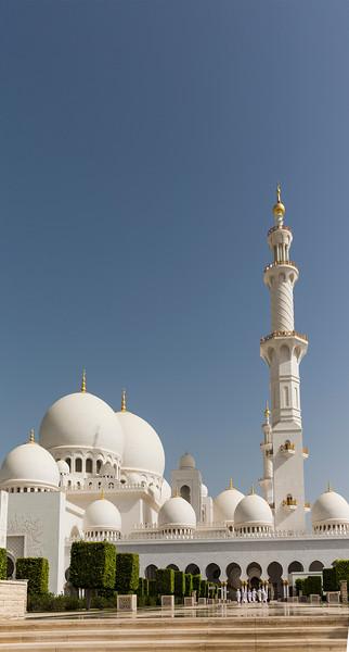Sheikh Zayed Grand Mosque-Abu Dhabi