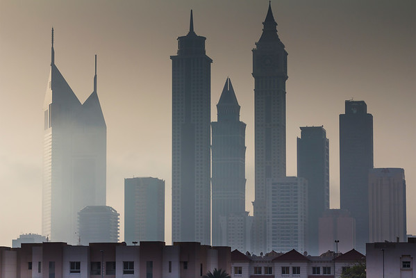 Early morning-Dubai, UAE