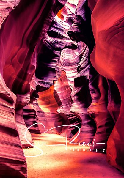 Colour Spirit of Antelope Canyon