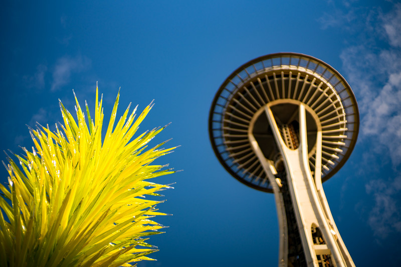 Seattle Chihuly Glass Art Museum - 0014