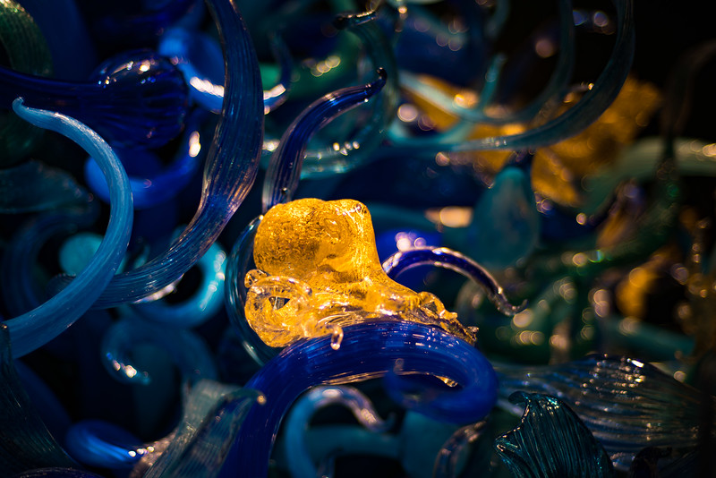 Seattle Chihuly Glass Art Museum - 0003