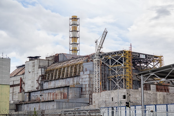Chernobyl No.4 Reactor