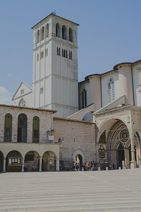The Basilica of St Francis
