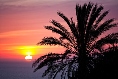 PV Sunset.