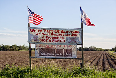 Americans South of the Fence