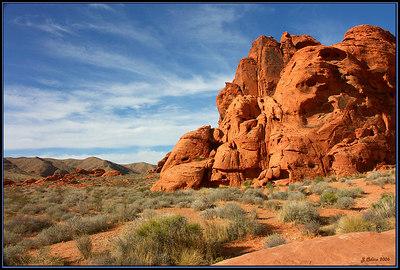 Red Rocks #2