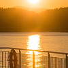 B.C. Ferry Sunset