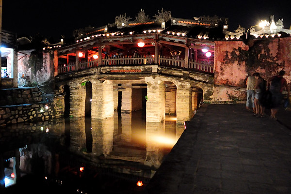 old Japanese Bridge