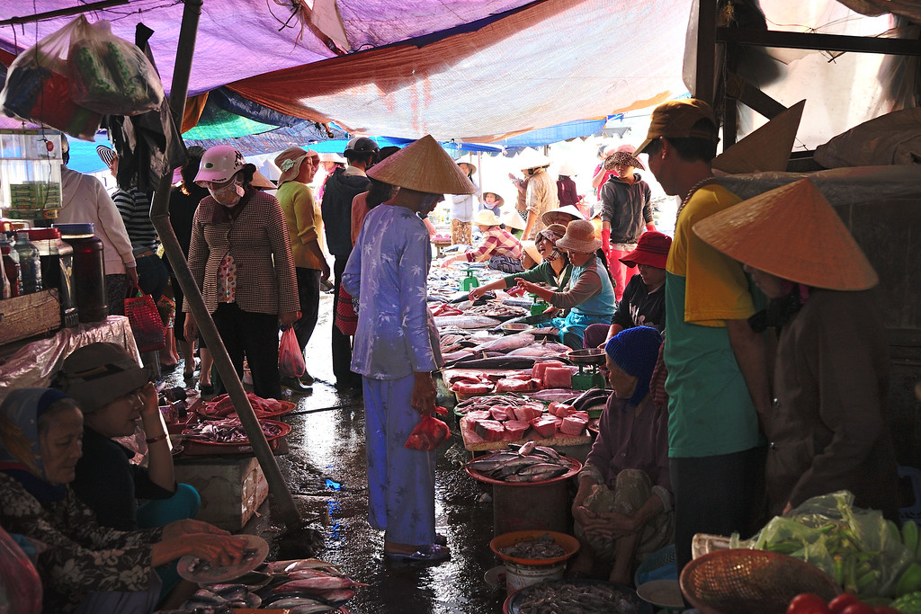 Market in Hoi An