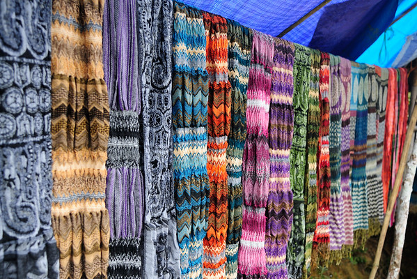tribal weave at Sapa