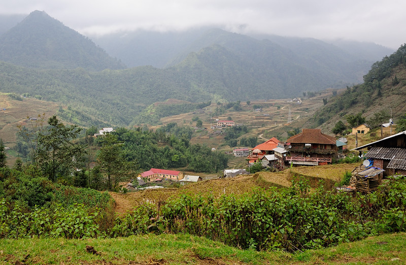 Sapa - valley