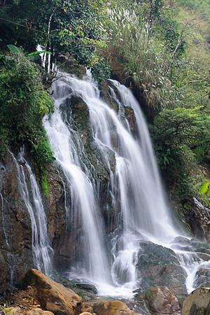 Cat Cat Waterfall, Sapa