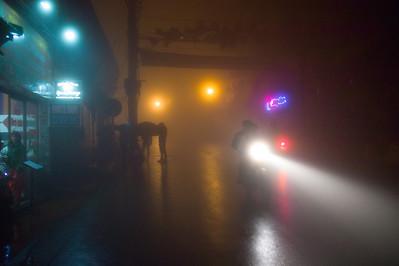 Sapa fog