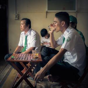 Taxi drivers, Da Nang