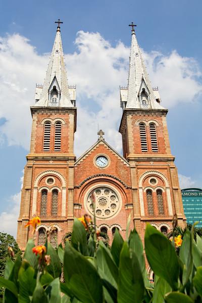 Saigon Notre-Dame Basilica