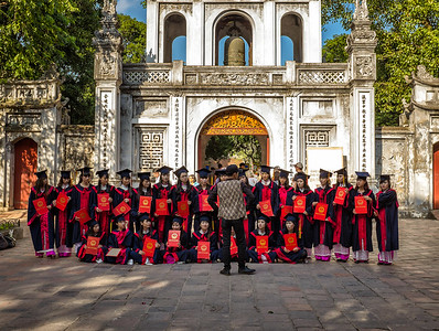 Van Mieu/Temple of Literature, Hanoi