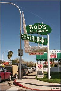 Bob's Restaurant Boulder City