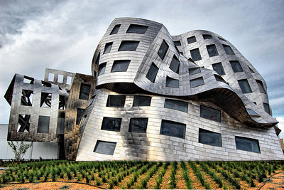 Lou Ruvo Center in Las Vegas #2  Designed by Frank Gehry