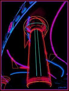 Neon #1 Freemont Street Neon Museum