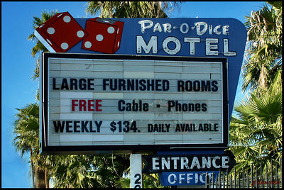 Par-O-Dice Hotel Las Vegas