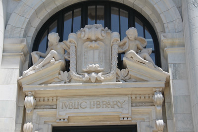 Apple Store, old Carnegie Library