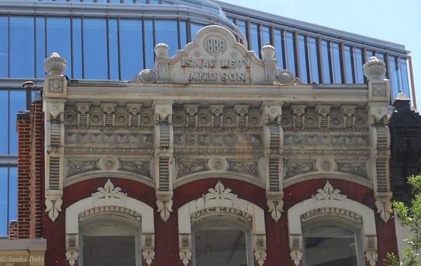Old, decorative building