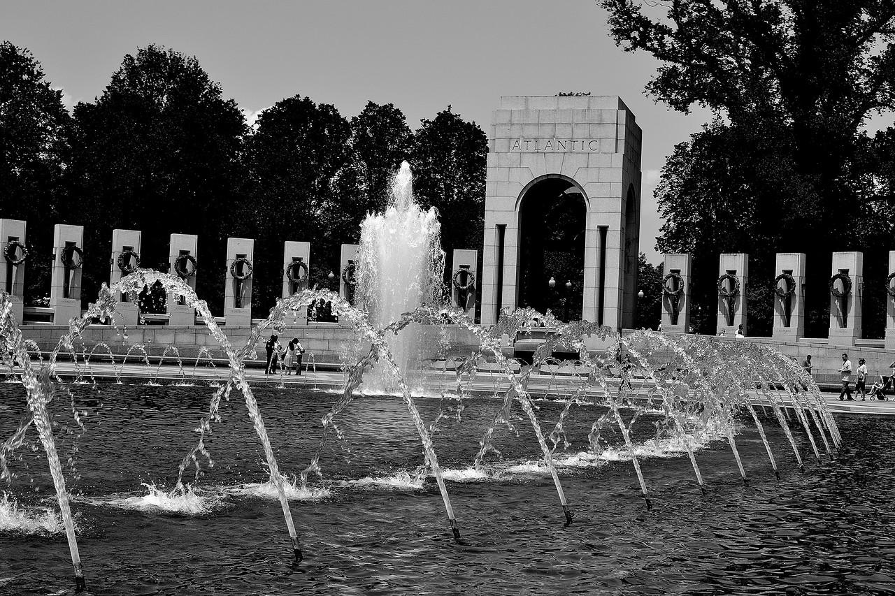 World War II Memorial Washington, DC
