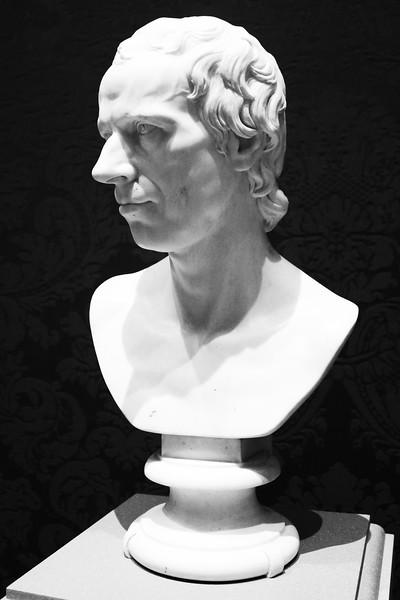 Joseph Nollekens - Laurence Sterne