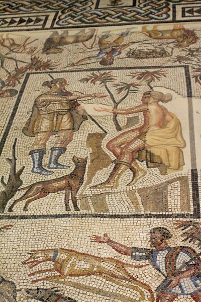 Diana and Callisto Surrounded by a Hunt