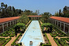 Getty Villa - View of Outer Courtyard