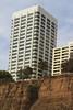 Building on Santa Monica Cliffs