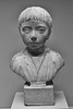 Bust of a Boy Named Marial