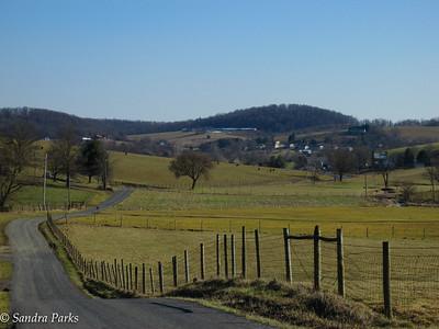 2-27-16: Custer Road