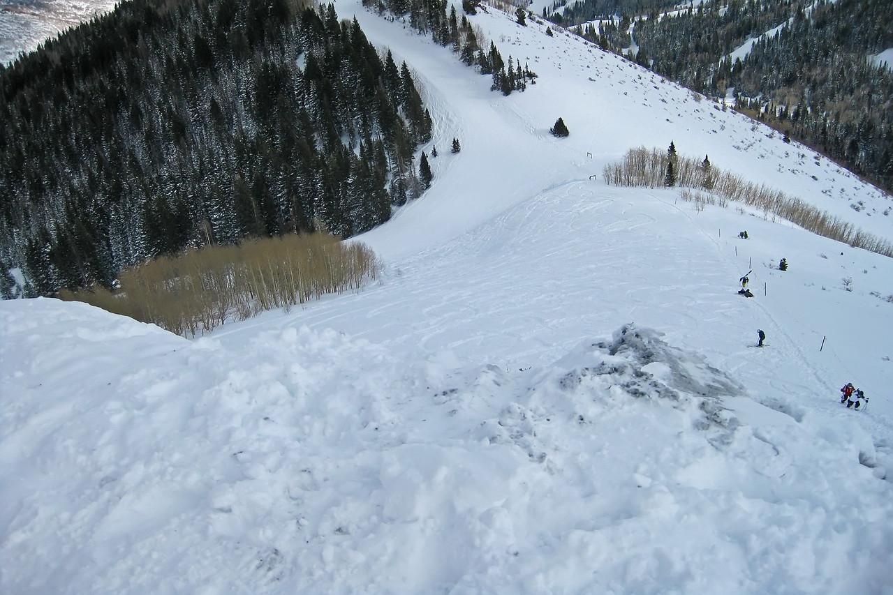 the canyons ski resort, park city utah