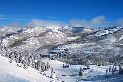 solitude ski resort, utah