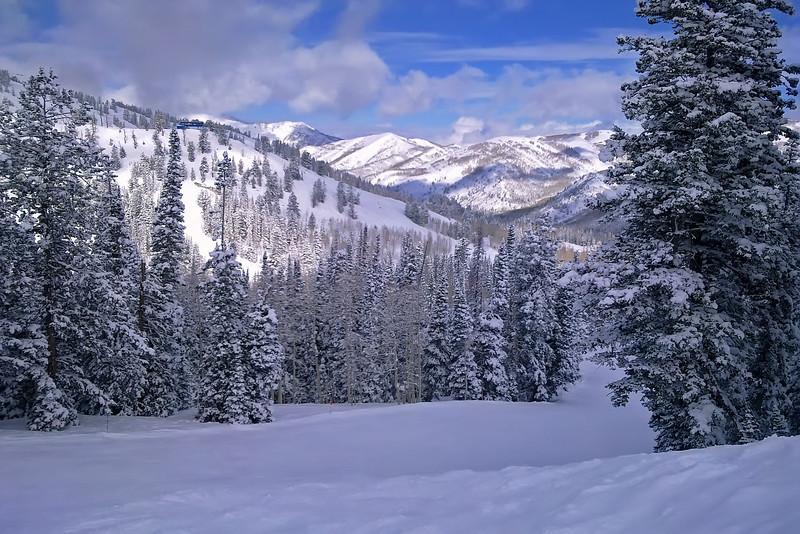solitude ski resort, utah