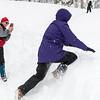 Linda Jumps into Powder, Maybe