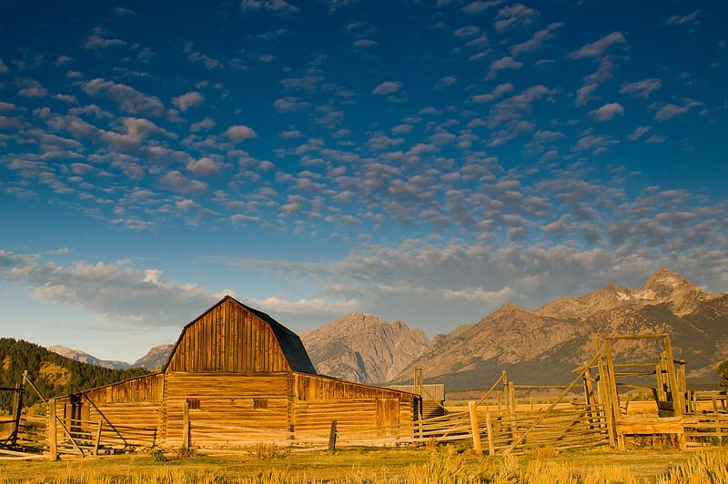 TRWY-8107: Moulton Barn in the Tetons