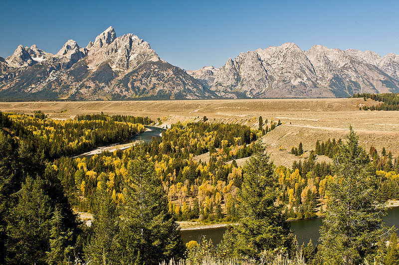TRWY-8076: Snake River in the Tetons